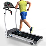 Kinetic Sports KST3000 Laufband |1100 Watt Motorleistung | 12 Trainingsprogramme für GEH- u....